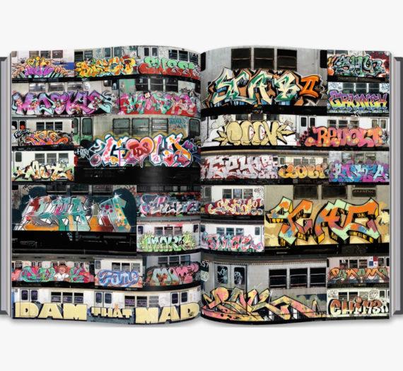 Livre street art : le top 7 des publications sur le graffiti
