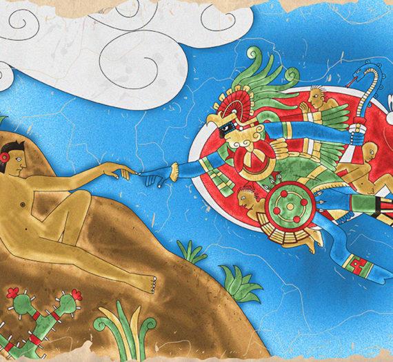 Il ressuscite l'écriture aztèque sous la forme de jeux