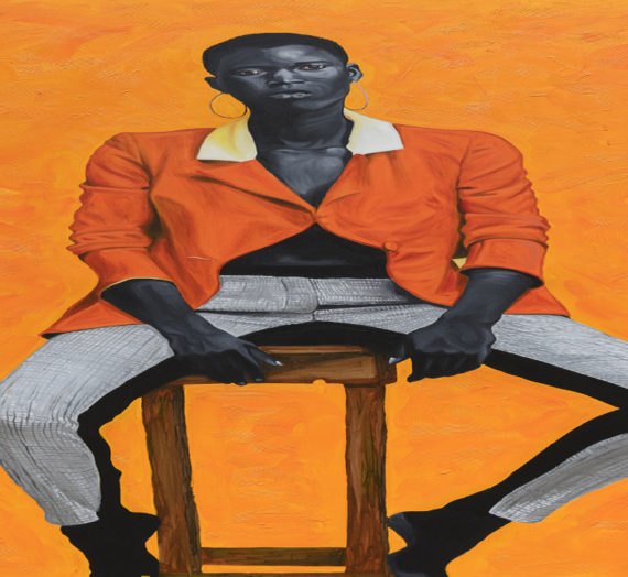Dans ses peintures lumineuses, l'artiste Otis Kwame Kye Quaicoe soutient la dignité culturelle par la couleur