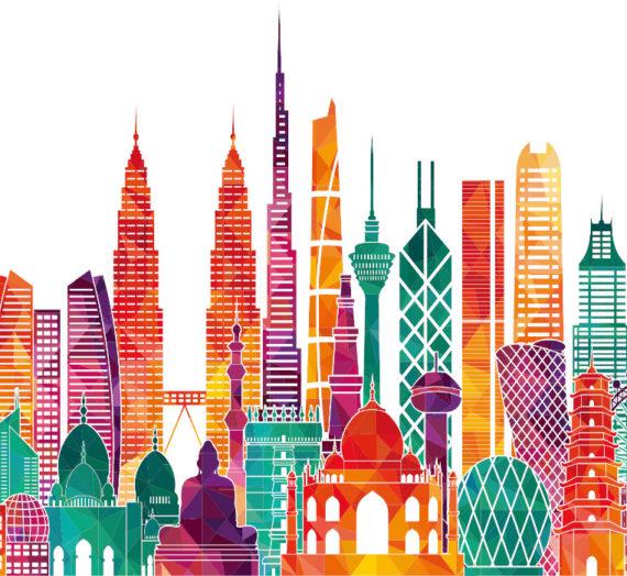 Elles explorent ce qui sépare la culture asiatique de la culture occidentale.