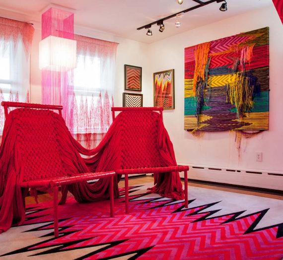 5 artistes textiles époustouflantes que vous devriez connaitre