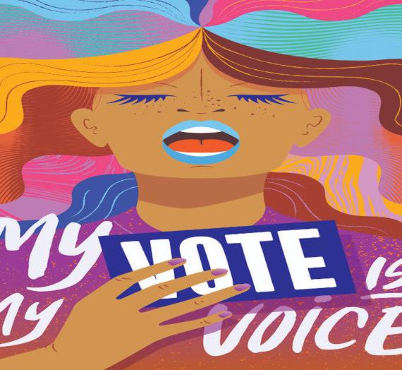 Des illustrateurs utilisent leur créativité comme un outil d'activisme pendant les élections présidentielles américaines