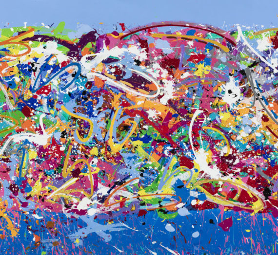 Jonone : de la rue aux galeries d'art