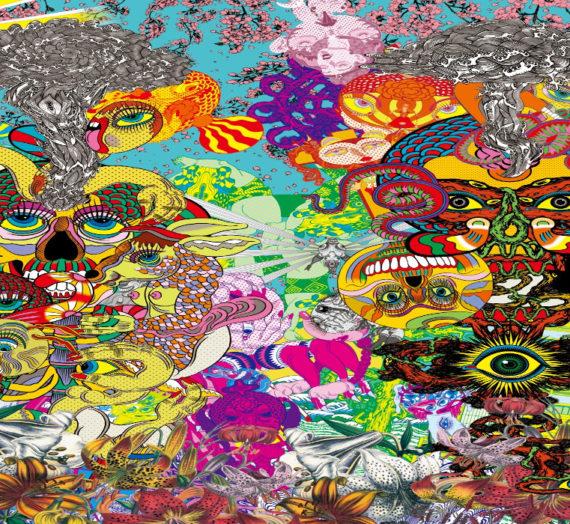 Keiichi Tanaami et ses œuvres toujours plus explosives